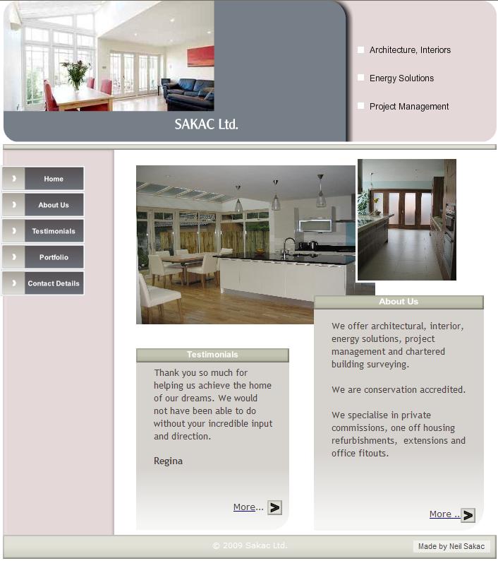 sakac-ltd-site
