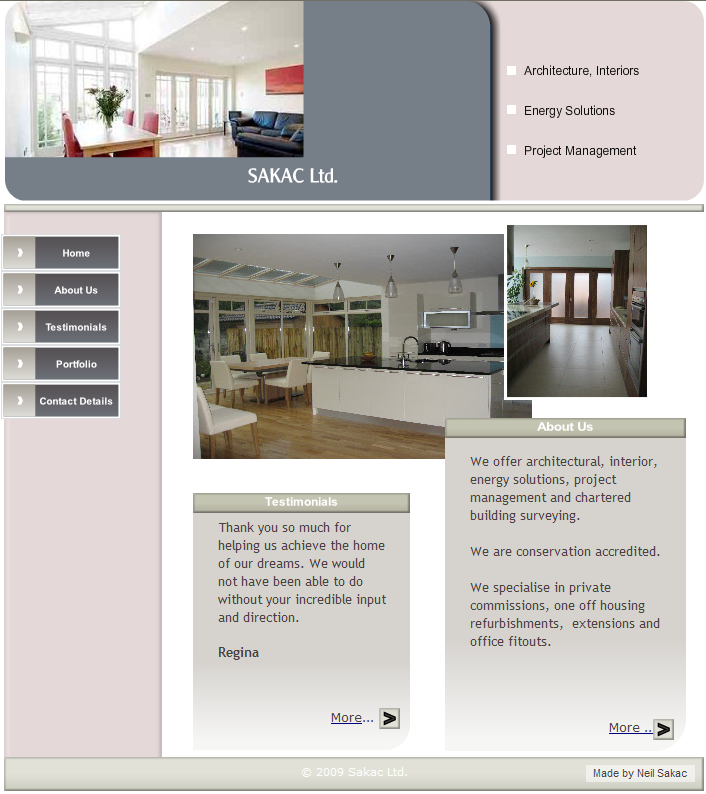 sakac-ltd-site